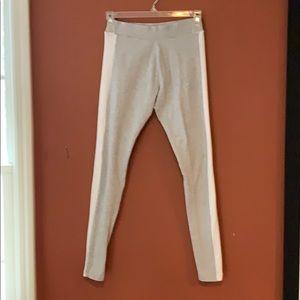 Puma gray leggings/workout pants  size xs